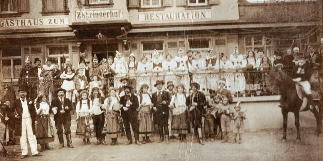 Fasnet 1911