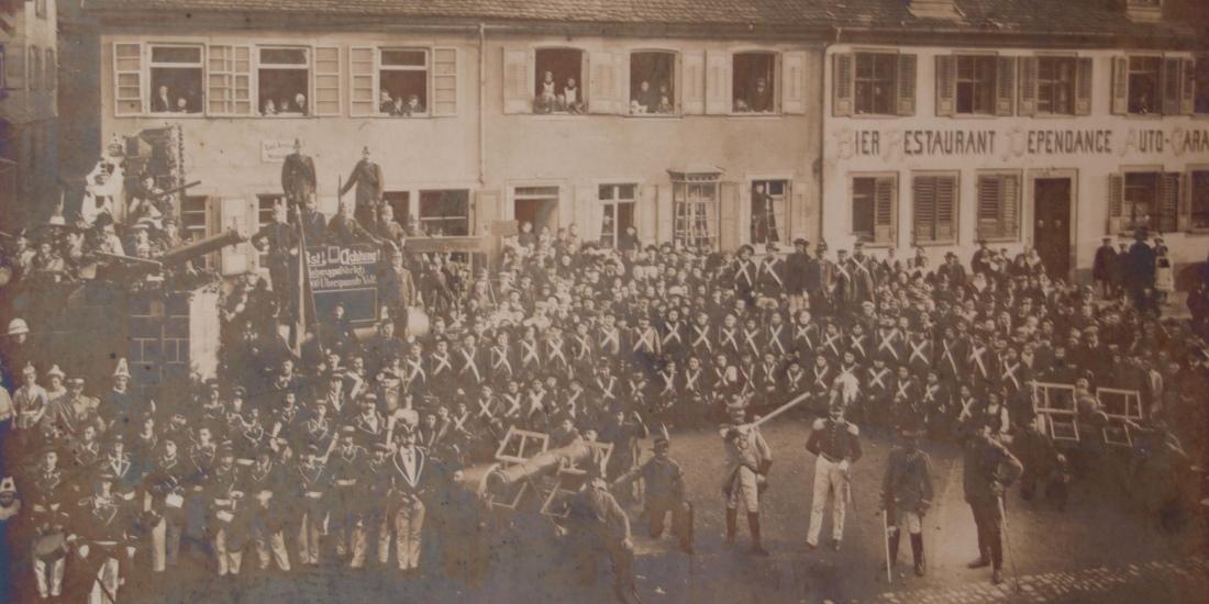 Fasnet 1912