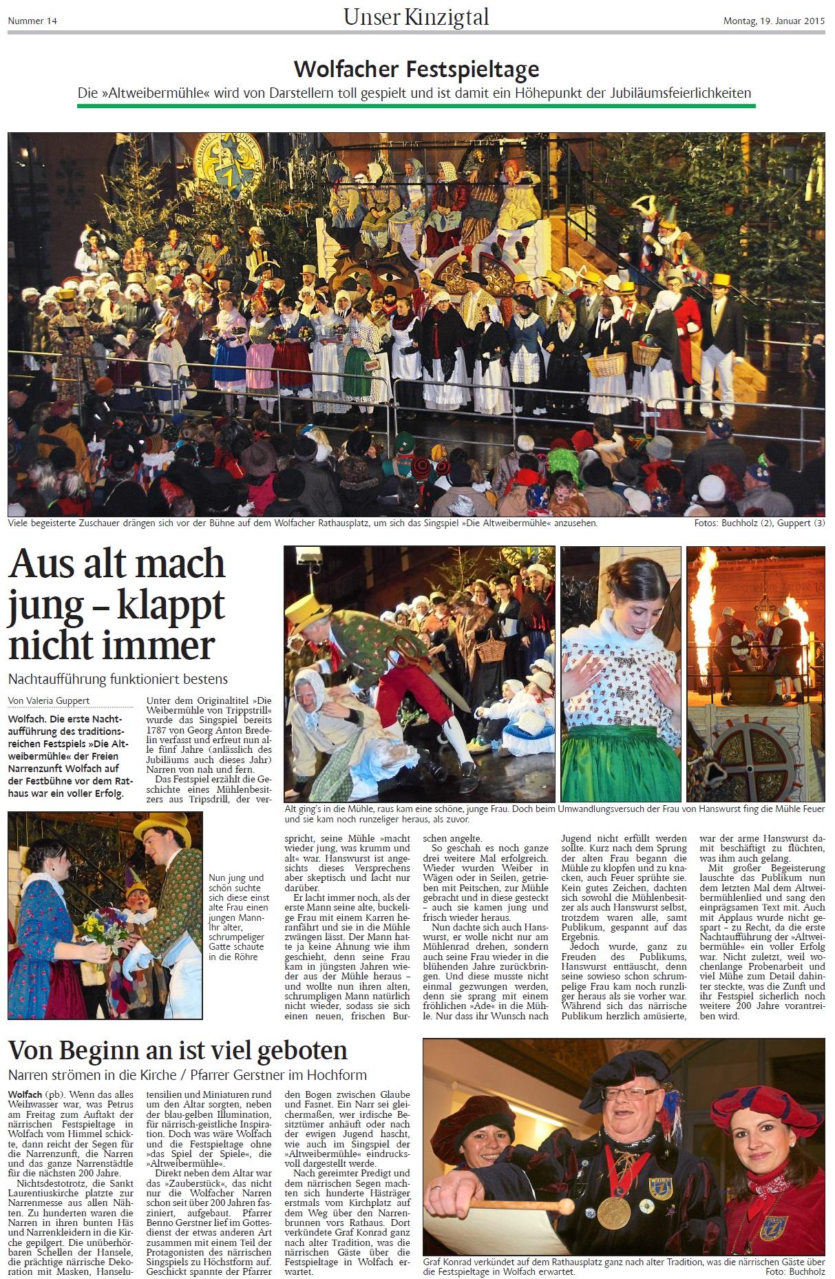 Schwarzwälder Bote (2015-01-19a_SB)